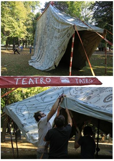 Teatro Tatro - Šapito 1